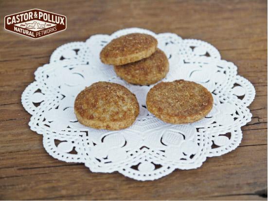 キャスター&ポラックス オーガニクス グッドバディドッグクッキー
